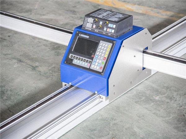 1300x2500mm CNC плазмен метален резач с ниска цена използвани cnc машини за плазмено рязане