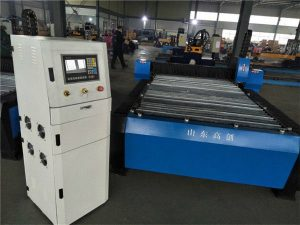 1325 висококачествена g code cnc машина за плазмено рязане