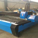 1530 60a 100a 130a плазмен източник cnc машина за плазмено рязане, ценови плазмени машини за рязане, таблица с CNC