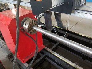 2018 нова преносима машина плазмена машина за рязане на метални тръби, cnc машина за рязане на метални тръби