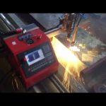 2017 най-високо качество CE сертифициране преносим метал резачка евтина cnc машина за плазмено рязане