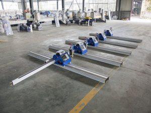 2 * 3м преносим Китай, направени малка евтина машина за плазмено рязане с ниска цена с ЦПУ