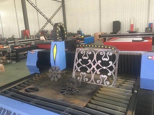 Одобрена от CE евтина машина за рязане с плазма с CNC с ниска цена