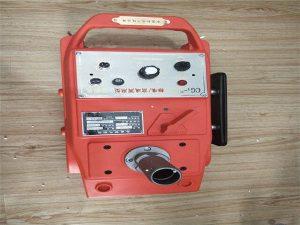 машина за рязане с газ с дебела плоча с кислород