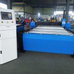 Китай cnc машина за плазмено рязане хипер 125a дебел метален лист 65a 85a 200a опция jbt-1530