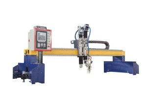 Машина за плазмено и пламенно рязане тип Gantry за строеж на корабостроителница от Шанхай Laike - машини за рязане Tayor