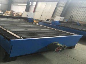 Гореща разпродажба на метални листове от неръждаема стомана въглеродна стомана 100 A cnc плазмен резак 120 плазмена машина за рязане