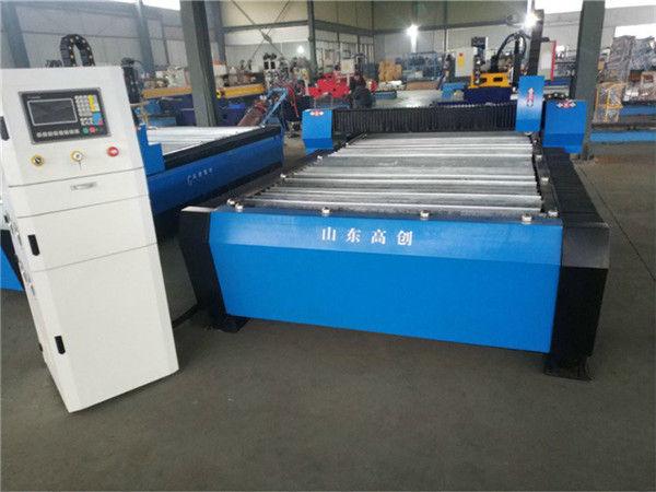 Jinan CE Profession 1325 Малка машина с плазмено рязане с ЦПУ