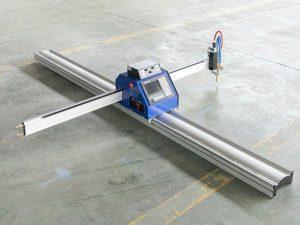 ниска цена малък малък обем тръба cnc машина за плазмено рязане
