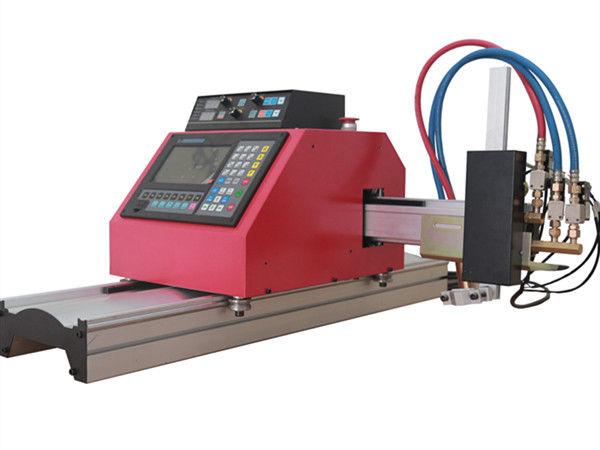 Многофункционална машина за рязане с квадратна стоманена тръба CNC FlamePlasma с високо качество