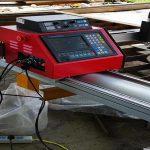 cnc преносима цифрова машина за рязане / метална плазмена машина за рязане