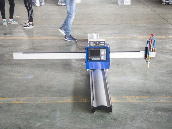 Нова технология micro START CNC метална резачка / преносима cnc плазмена машина за рязане