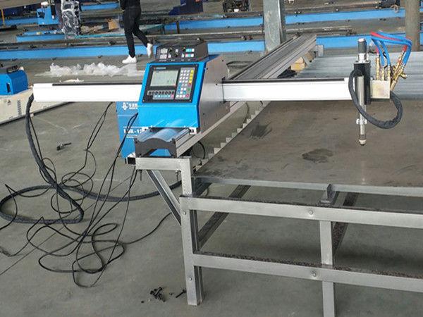 Преносима cnc машина за плазмено рязане икономическа цена Металорежеща машина