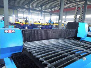 Практична и икономична машина за обработка на метали с висока точност / производителност / преносима cnc машина за плазмено рязане zk1530