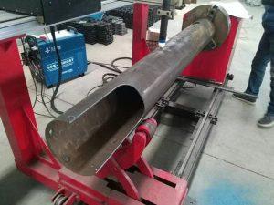 въртящ се вал cnc кръг тръба с ниска цена cnc машина за плазмено рязане