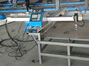 Малка машина за рязане с плазмен газ за резба с CNC