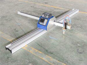 рязане на стомана / метал с ниска цена cnc машина за плазмено рязане 1530 jinan изнесена в световен мащаб cnc