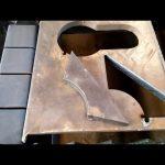 китайска евтина cnc плазмена маса преносима машина за рязане