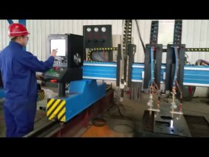 cnc машина за рязане на пламък