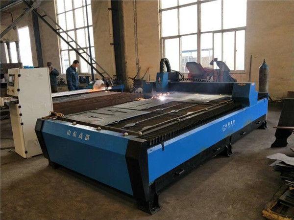 cnc плазмено рязане машина преносими cnc плазмени машини за рязане