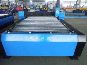cnc плазмено рязане на метални плочи малки машини за печелене на пари / машина за плазмено рязане cnc