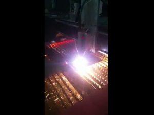 индустриална машина с плазмено рязане с CNC, снабдяваща с висококачествена плазмена мощност