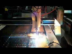 нискотарифна плазмена машина за рязане на стомана cnc малка машина за рязане на плазма