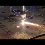 произведени в Китай търговско осигуряване евтина цена преносим резач cnc плазмена машина за рязане на неръждаема стомана метал желязо