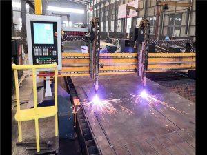 нов дизайн лек метален комплект с висока платка за рязане с плазмено рязане / машина за плазмено рязане