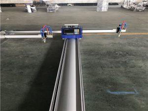 преносима cnc плазмена машина за плазмено рязане
