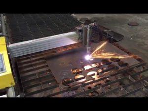 преносима машина за рязане с пламна плазма cnc с хипертерма 45