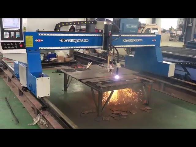 преносима cnc портален кран плазмена машина за плазмено рязане