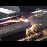 продажба cnc машина за плазмено рязане с въртяща се плазмена резачка за метална тръба