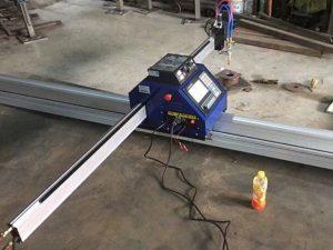 малка машина за плазмено рязане с плата за CNC 1530 преносима cnc метална плазма / пламък машина за рязане на ламарина / резачка