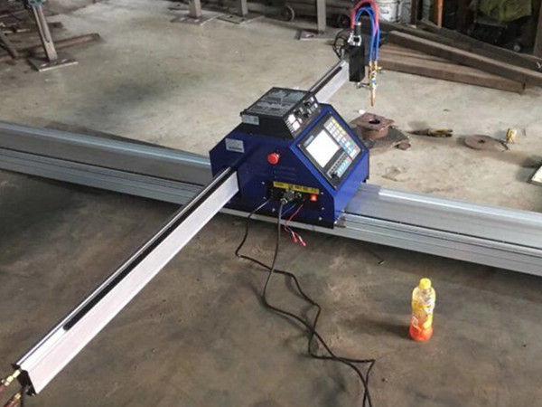 малка машина с CNC плазмена машина за рязане 1530 преносима CNC метална плазмаFlame ламарина за рязане на машина за рязане