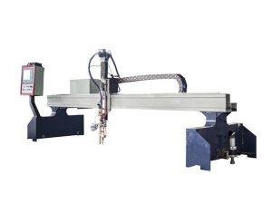 малка портална машина с CNC пантограф за рязане на метал / плазменорез