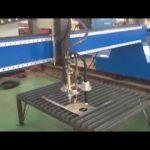 широко използван портален режим cnc стоманена пластина плазмено рязане машина